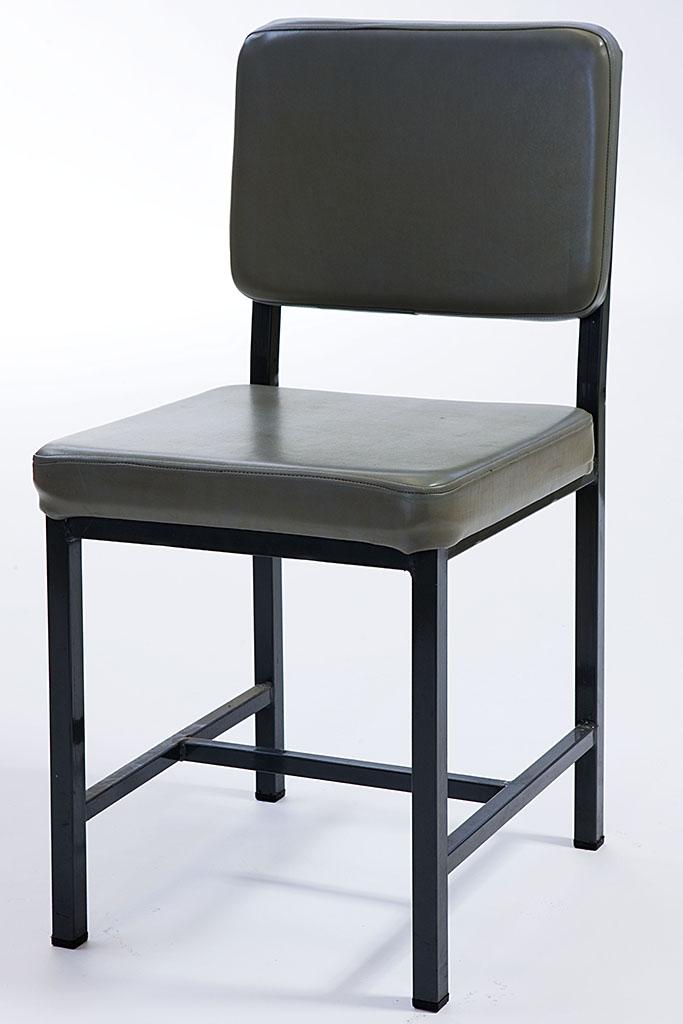 Κάθισμα ταπετσαρίας μεταλλικό