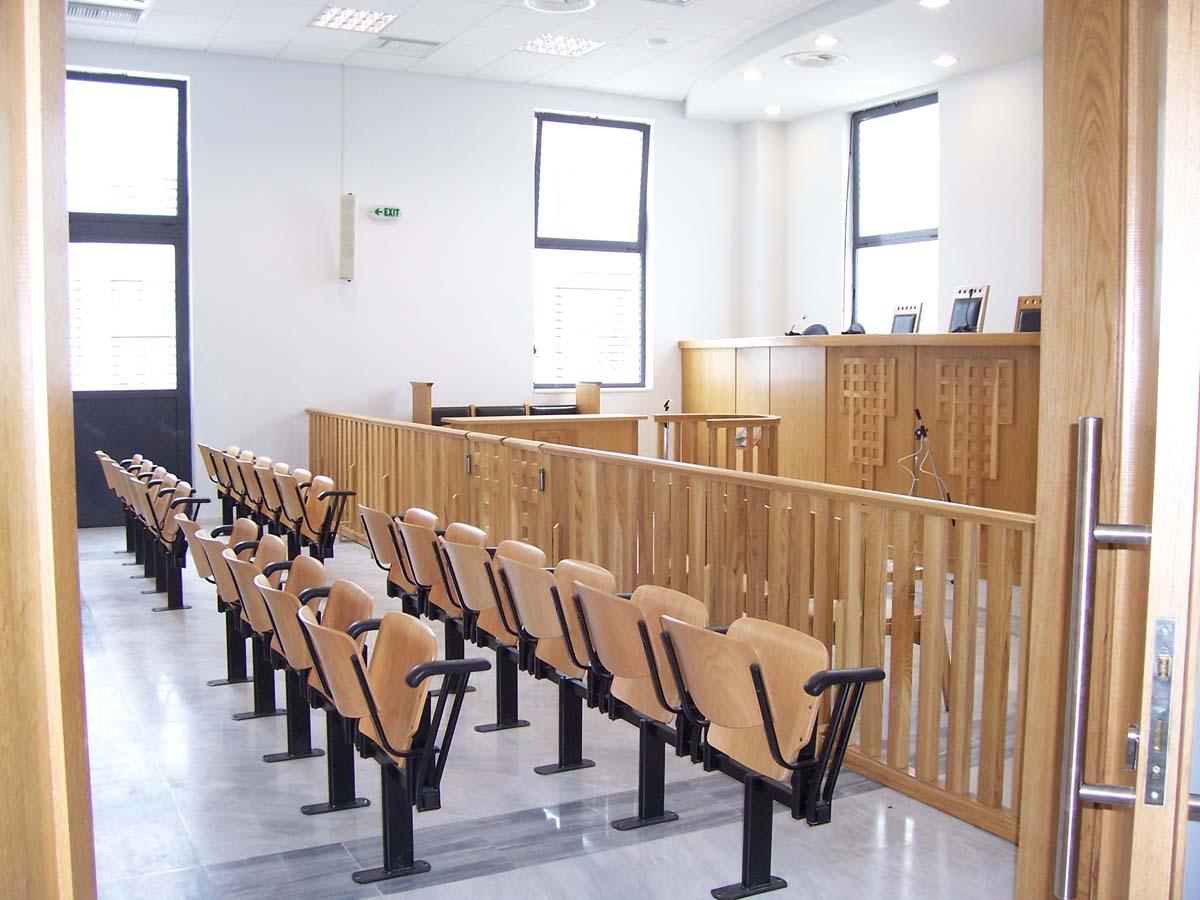 Δικαστικό Μέγαρο Πολυγύρου