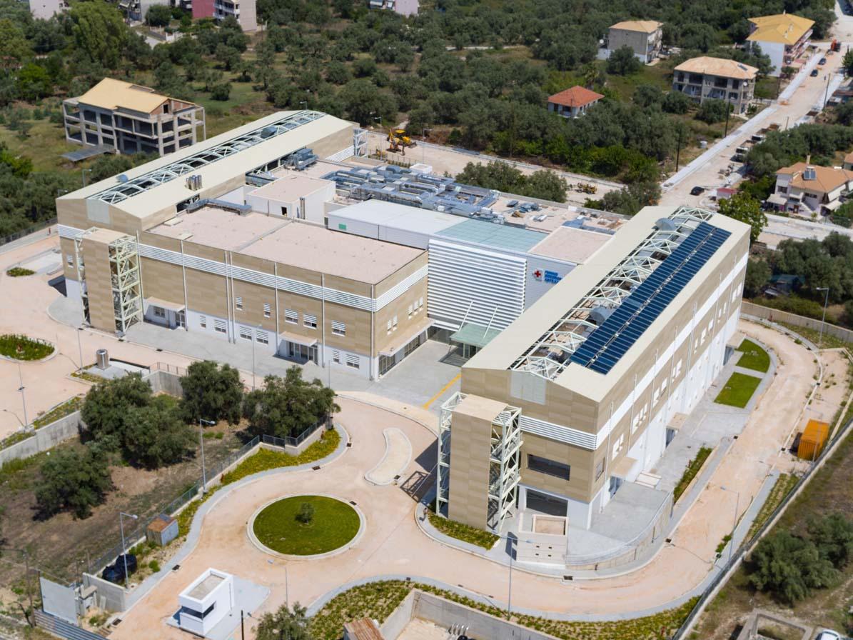 Γενικό Νοσοκομείο Λευκάδας