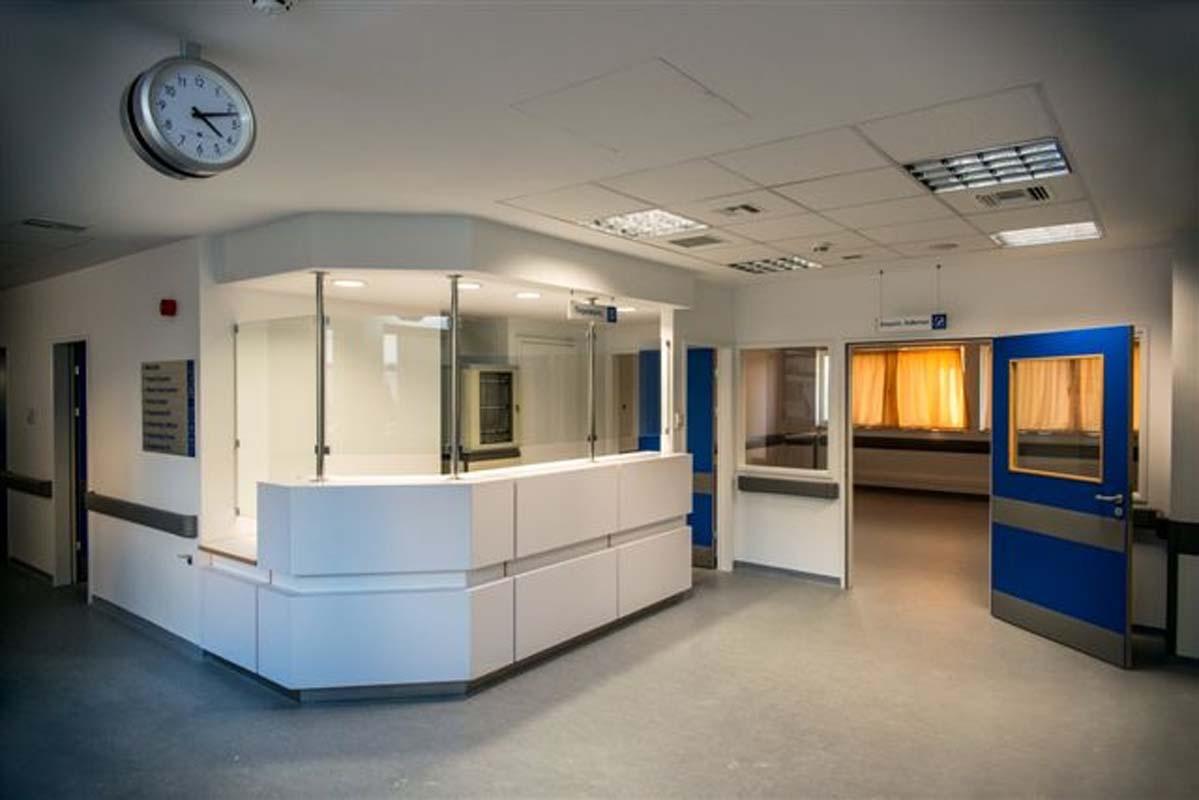 Γενικό Νοσοκομείο Μυτιλήνης «ΒΟΣΤΑΝΕΙΟ»