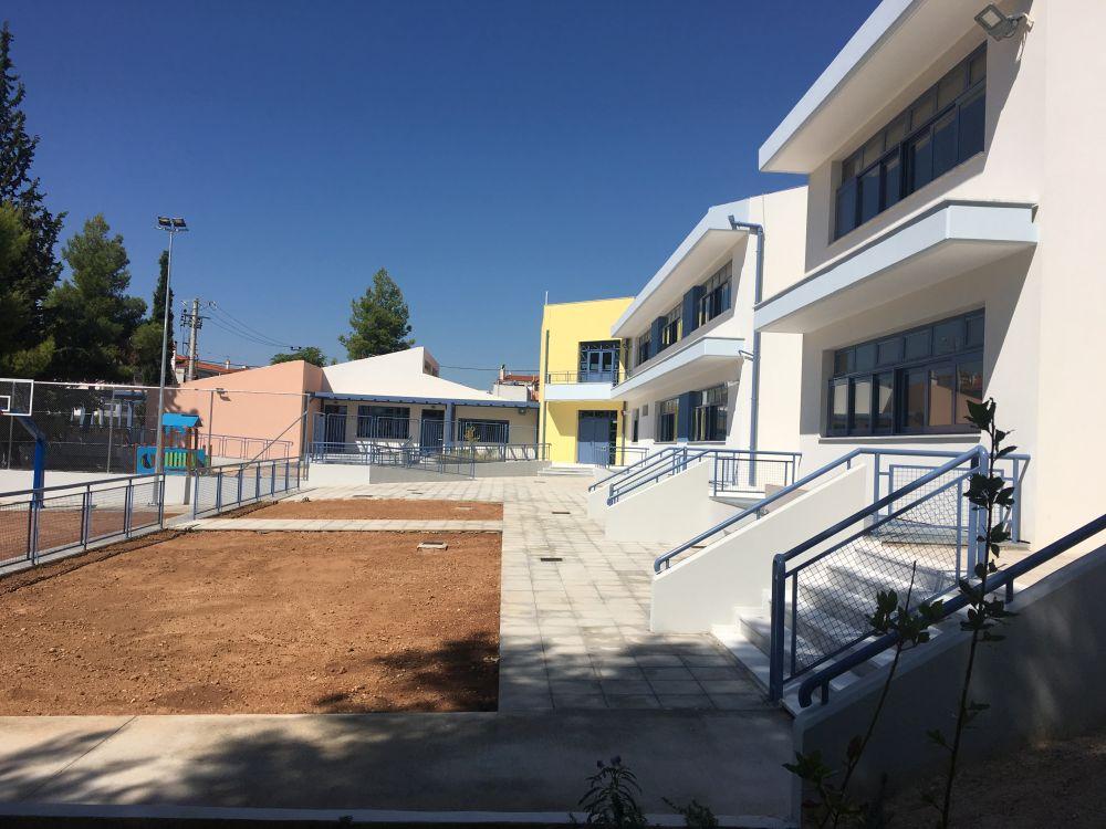 3ο Δημοτικό Σχολείο Γέρακα3