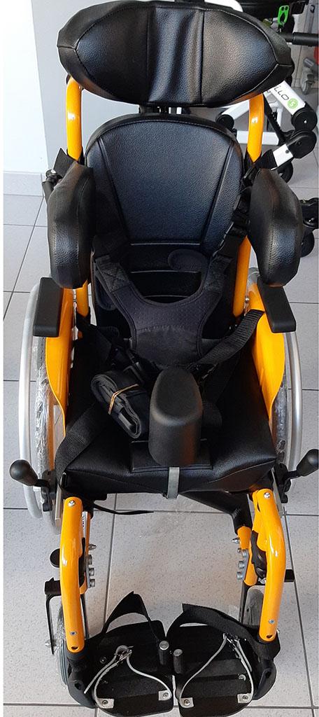 Αναπηρικό αμαξίδιο - Ειδικό κάθισμα Νηπίου