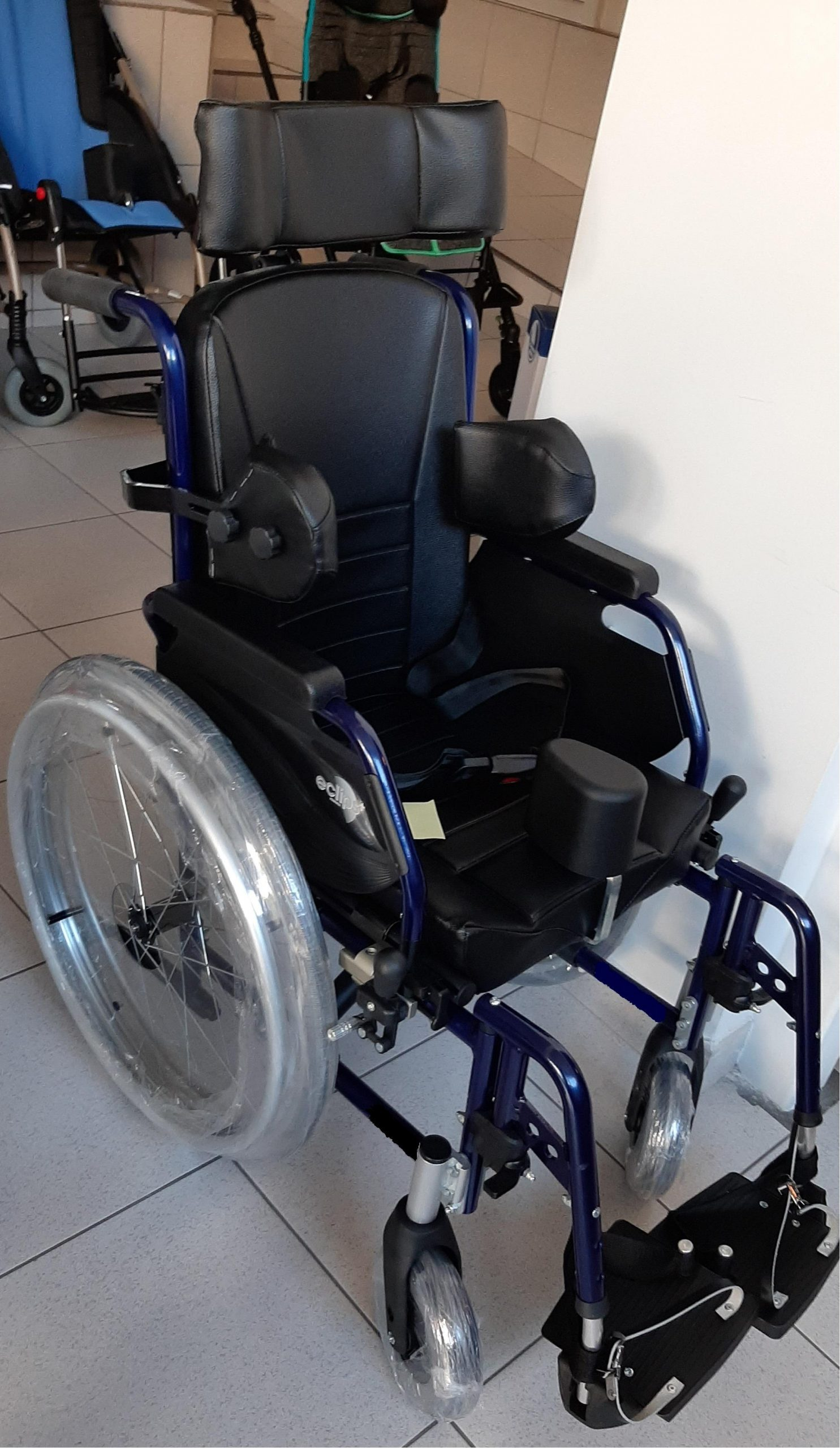 Αναπηρικό αμαξίδιο - Ειδικό κάθισμα Δημοτικού - Γυμνασίου - Λυκείο