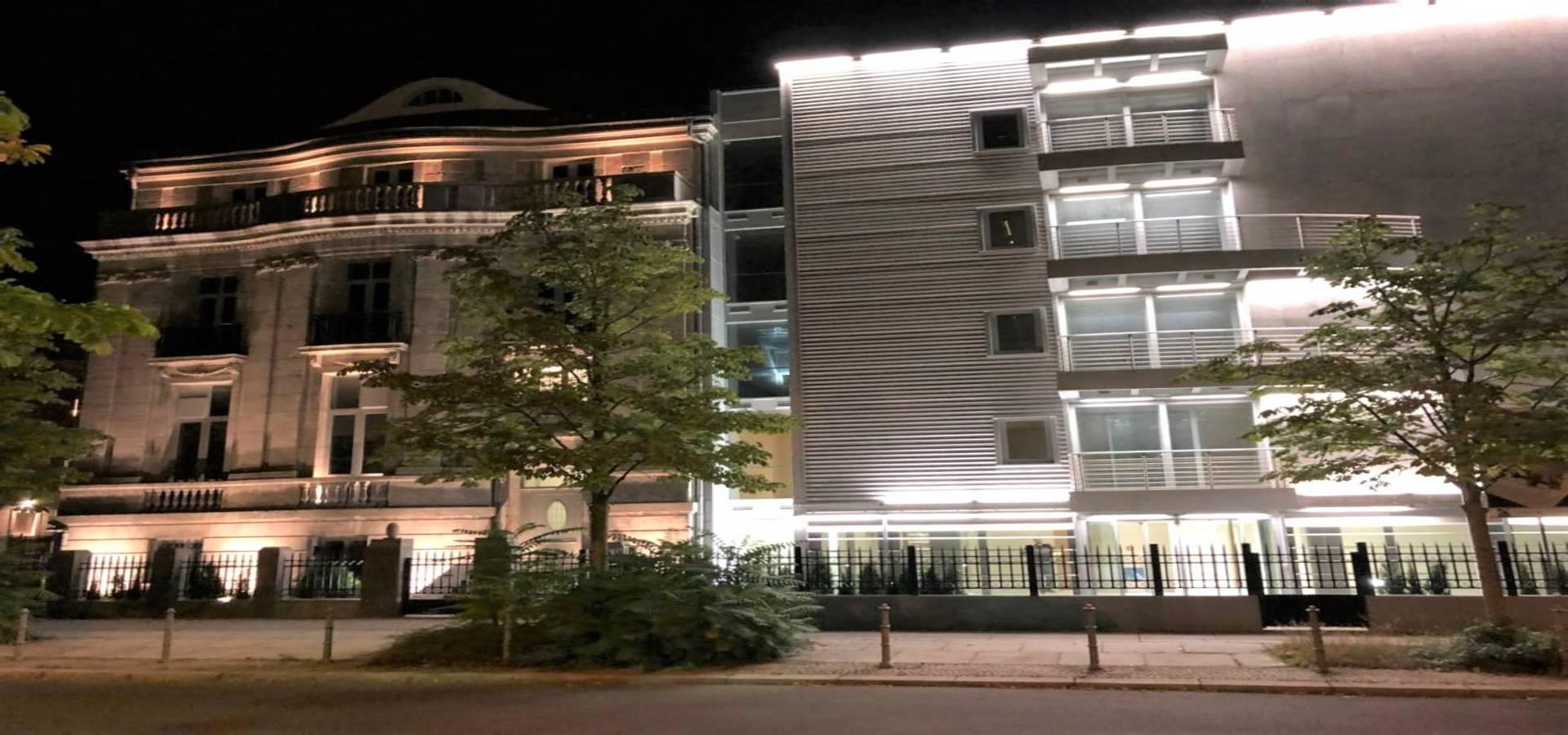 Ελληνική Πρεσβεία και Πρεσβευτική Κατοικία στο Βερολίνο