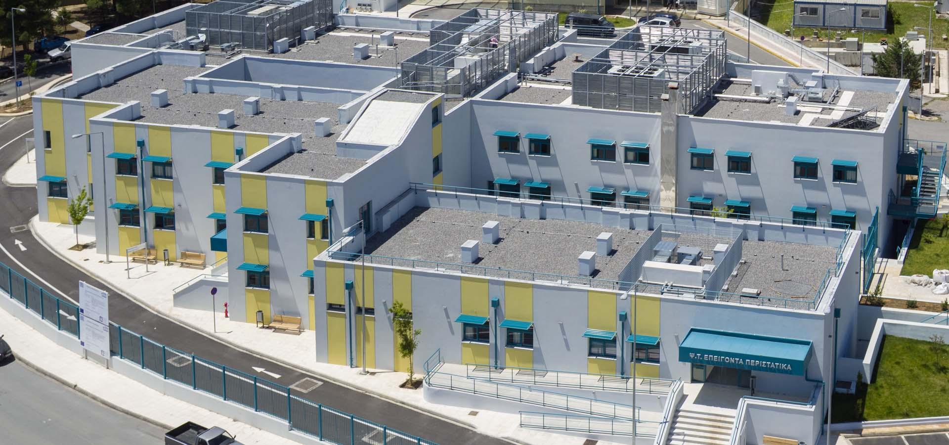 Νέα Ψυχιατρική Πτέρυγα στο Γενικό Νοσοκομείο Τρίπολης «Η ΕΥΑΓΓΕΛΙΣΤΡΙΑ»