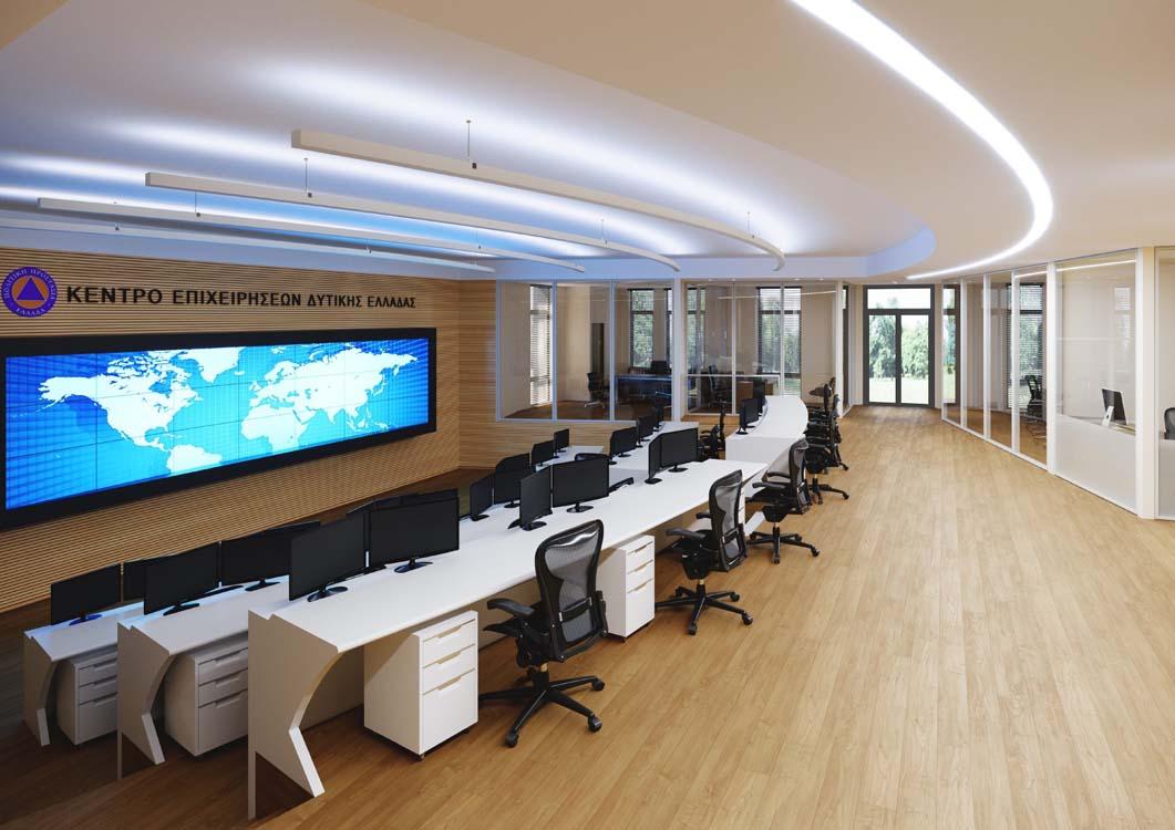 Περιφερειακό Κέντρο Επιχειρήσεων Πολιτικής Προστασίας